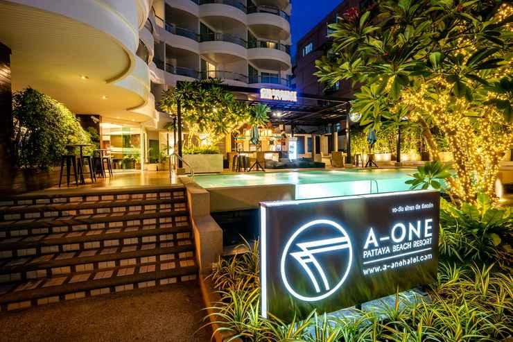 EXTERIOR_BUILDING A-One Pattaya Beach Resort
