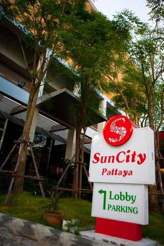EXTERIOR_BUILDING Sun City Pattaya Hotel