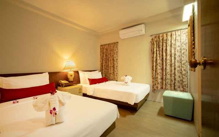 Villa Cha-Cha Banglumphu Bangkok - Standard Twin Room with ABF