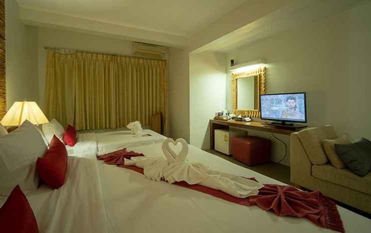 Villa Cha-Cha Banglumphu Bangkok - Deluxe Triple Room with ABF