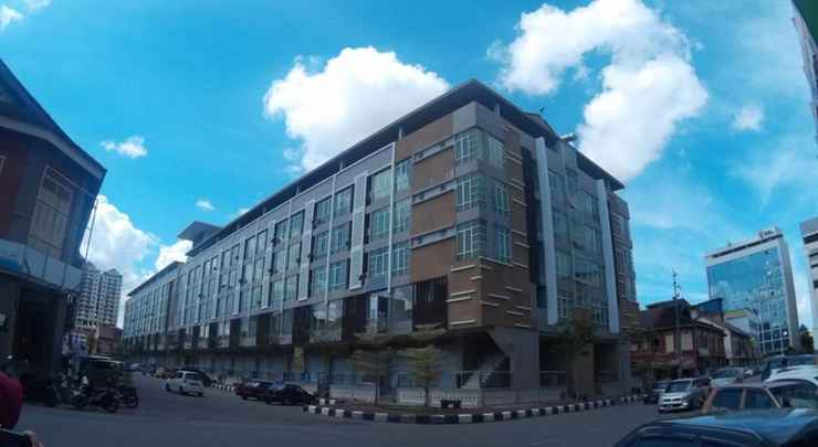 EXTERIOR_BUILDING Cyberhotel.com KB Kelantan