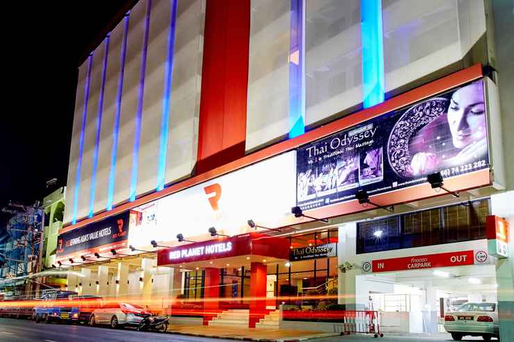 EXTERIOR_BUILDING Red Planet Hat Yai