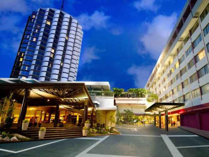 EXTERIOR_BUILDING Ambassador Hotel Bangkok