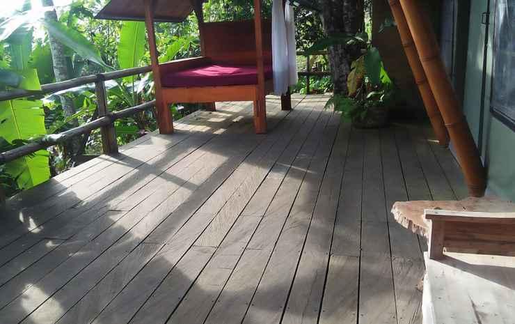 Sang Giri Mountain Tent Resort Bali - Suite Tent