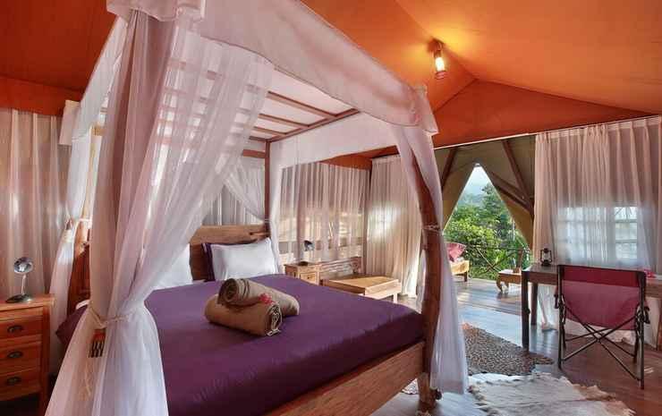 Sang Giri Mountain Tent Resort Bali - Deluxe Tent