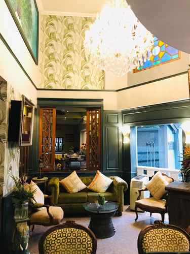 EXTERIOR_BUILDING โรงแรมแอทพิงค์นครเชียงใหม่