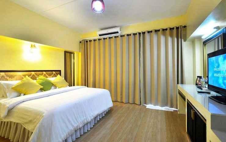 Krabi City View  Krabi - Deluxe Double on 4 Floor - Room Only