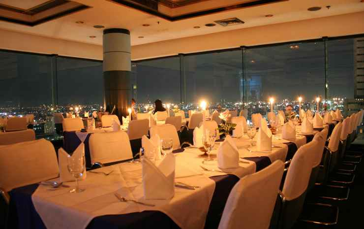 Baiyoke Suite Hotel Bangkok -