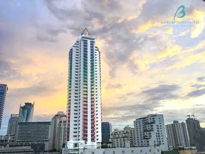 EXTERIOR_BUILDING Baiyoke Suite Hotel