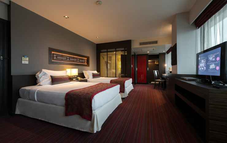 A-One Bangkok Hotel Bangkok - Junior Suite (2 Bedrooms) with Breakfast