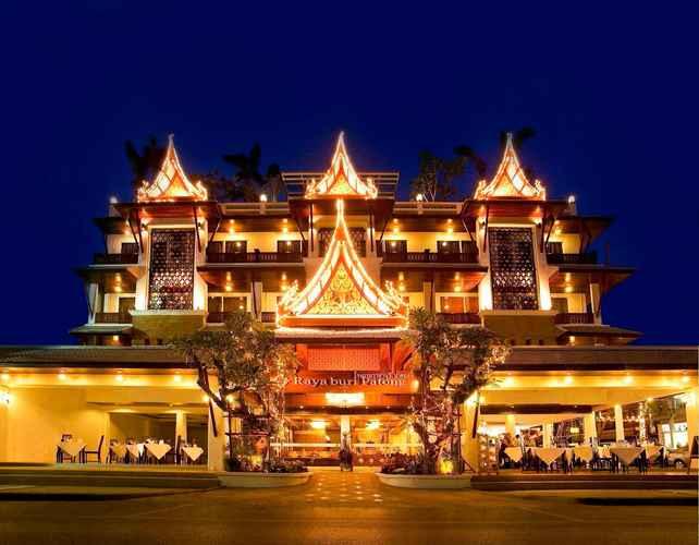 EXTERIOR_BUILDING Rayaburi Hotel Patong