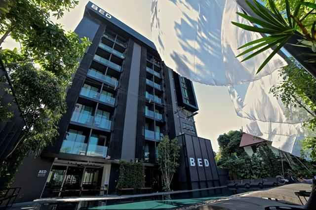 EXTERIOR_BUILDING BED Nimman Hotel