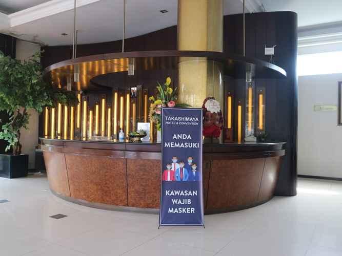 LOBBY Takashimaya Hotel & Convention