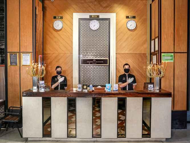 LOBBY Grand Kangen Hotel Urip Sumoharjo Yogyakarta