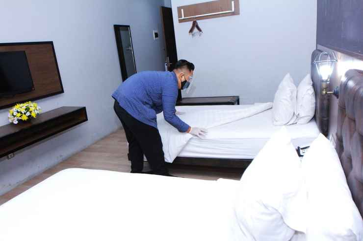BEDROOM Grand Kangen Hotel Urip Sumoharjo Yogyakarta