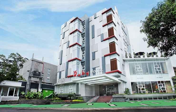 EXTERIOR_BUILDING Hotel Ruby Syari'ah