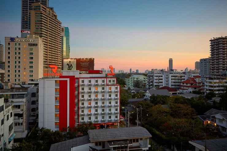 EXTERIOR_BUILDING Red Planet Bangkok Asoke