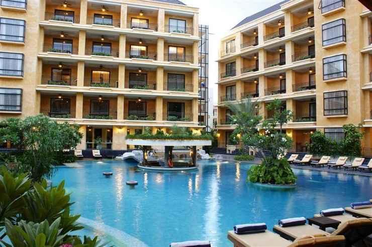 LOBBY Mantra Pura Resort Pattaya