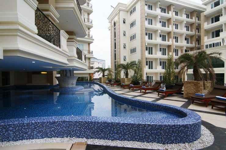 SWIMMING_POOL Miracle Suite Pattaya