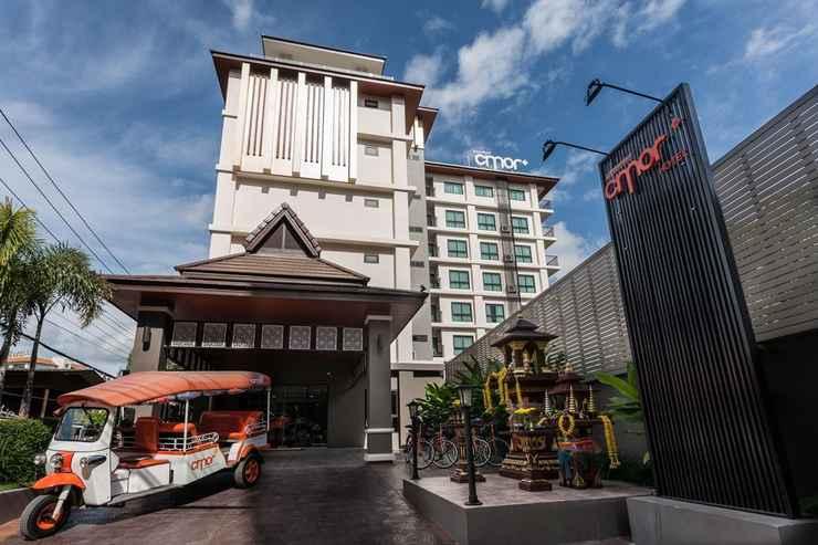 EXTERIOR_BUILDING Cmor Hotel Chiang Mai