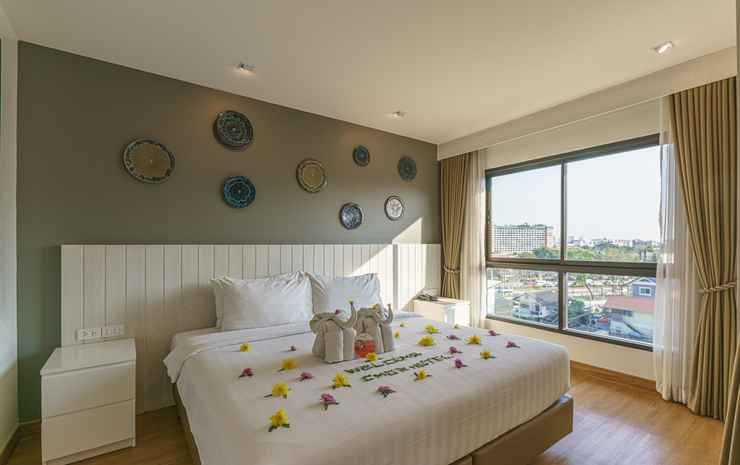 Cmor Hotel Chiang Mai by Andacura Chiang Mai - Grand Deluxe Room Only