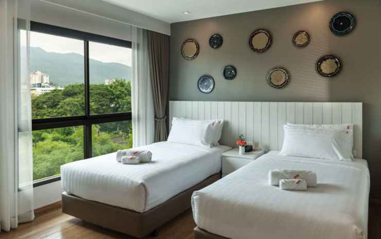 Cmor Hotel Chiang Mai by Andacura Chiang Mai - Superior Twin Room Only