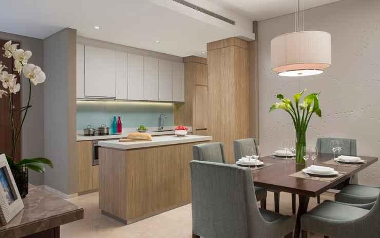 Ascott Kuningan Jakarta Jakarta - Premier Two Bedroom Apartment Room Only