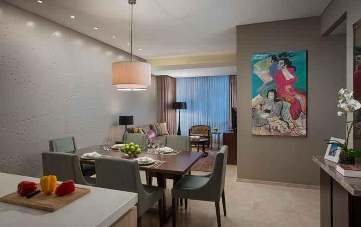 Ascott Kuningan Jakarta Jakarta - Executive Two Bedroom Apartment Room Only