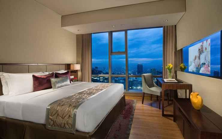 Ascott Kuningan Jakarta Jakarta - Deluxe One Bedroom Apartment  Room Only