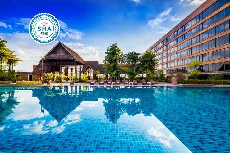 SWIMMING_POOL Lotus Hotel Pang Suan Kaew