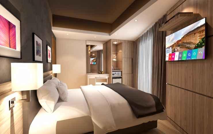 Grand Hallmark Hotel - Johor Bahru Johor - Deluxe Double Room