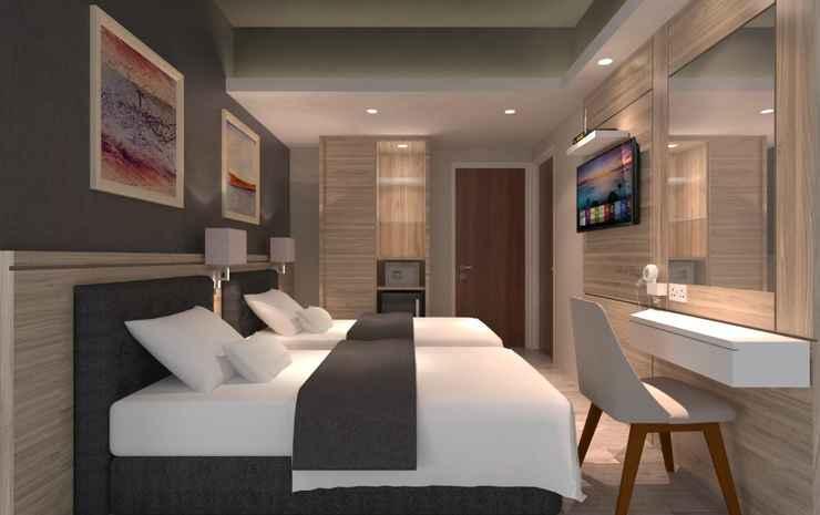 Grand Hallmark Hotel - Johor Bahru Johor - Deluxe Twin Room