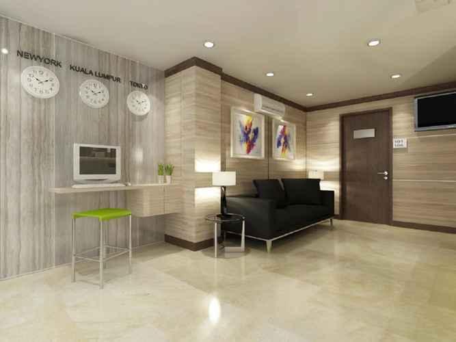LOBBY Grand Hallmark Hotel - Johor Bahru