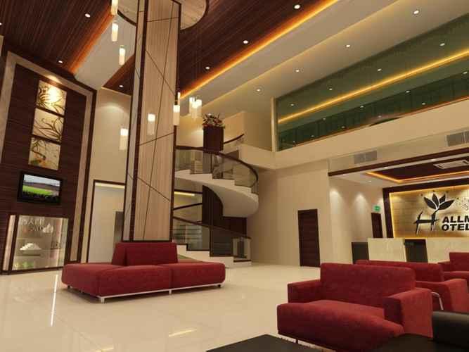 LOBBY Hallmark Regency Hotel Johor Bahru