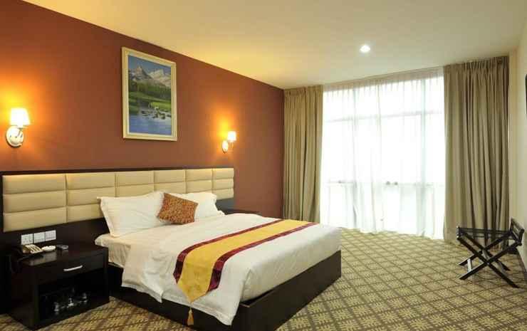 Hallmark Regency Hotel Johor Bahru Johor - Deluxe Double Room Without Breakfast