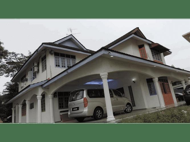 EXTERIOR_BUILDING Golden Leaf Executive Residence