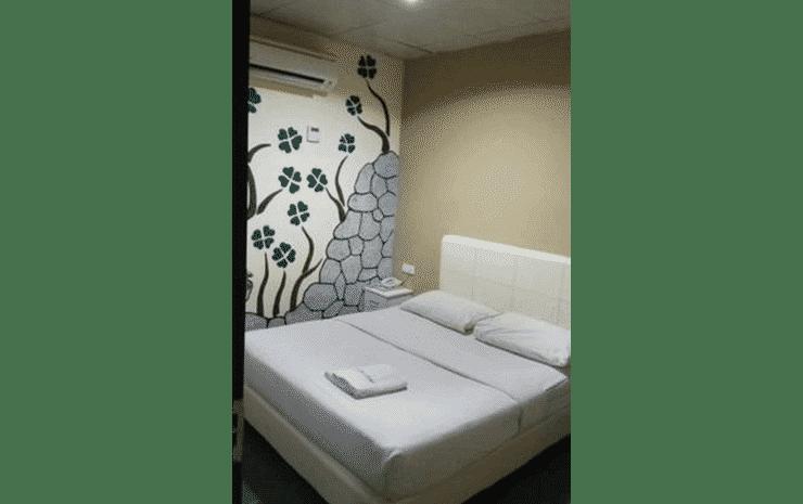 Golden Leaf Boutique Hotel Johor - Standard Double Room