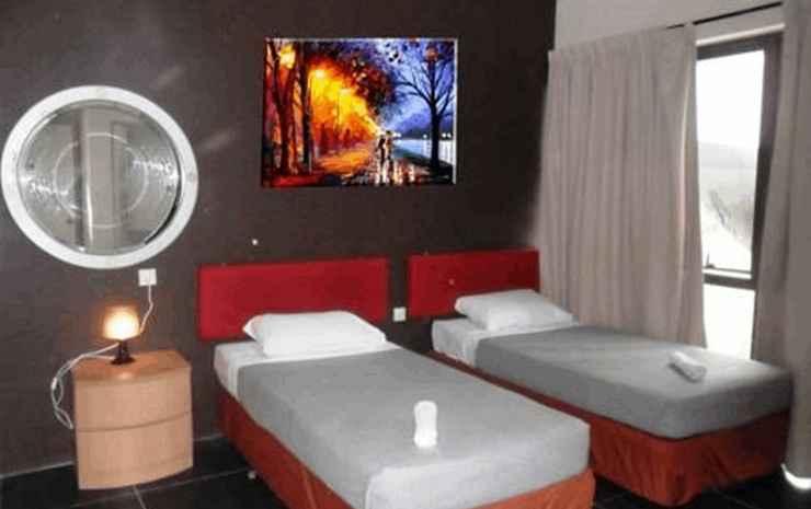 Golden Leaf Boutique Hotel Johor - Superior Twin Room