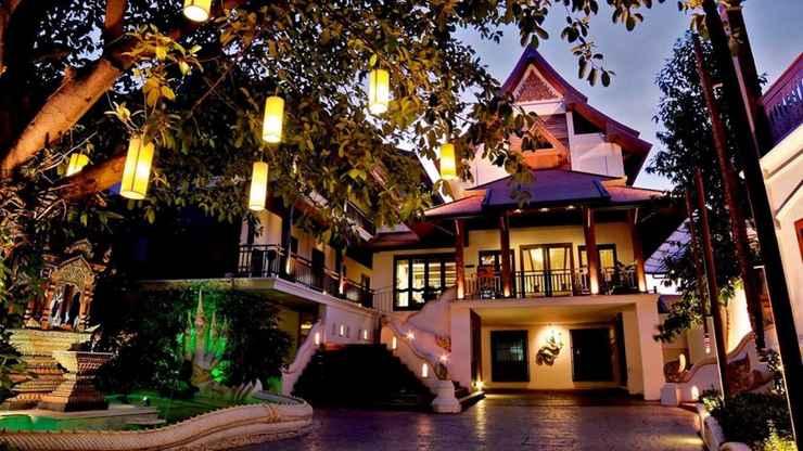 EXTERIOR_BUILDING De Naga Hotel Chiang Mai