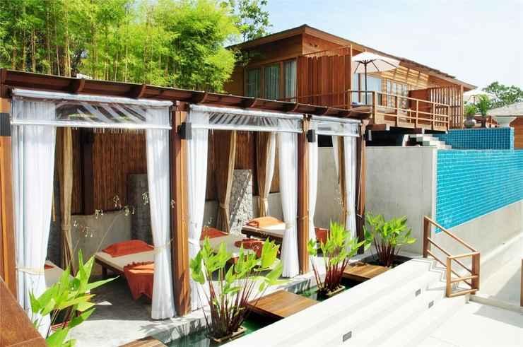 BEDROOM KC Resort and Over Water Villas