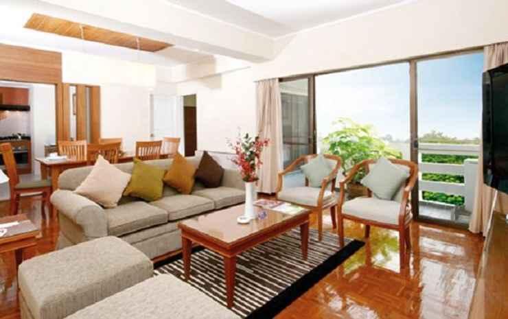 Kantary House Serviced Apartments, Bangkok Bangkok - Two Bedroom Suite with breakfast