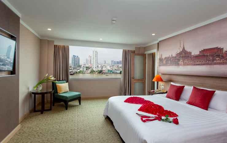 Ramada Plaza by Wyndham Bangkok Menam Riverside Bangkok - 1 King Bed River View Royal Thai Suite - Room Only - Nonrefundable