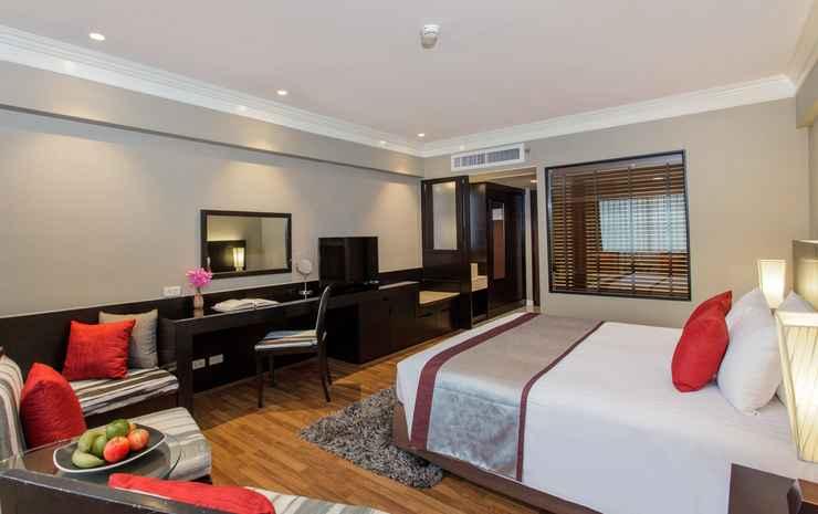 Ramada Plaza by Wyndham Bangkok Menam Riverside Bangkok - 1 King Bed Deluxe River View Room Only- Flexible