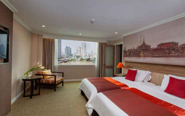 Ramada Plaza by Wyndham Bangkok Menam Riverside Bangkok - 2 Twin Bed River View Royal Thai Suite - Room With Breakfast - Nonrefundable