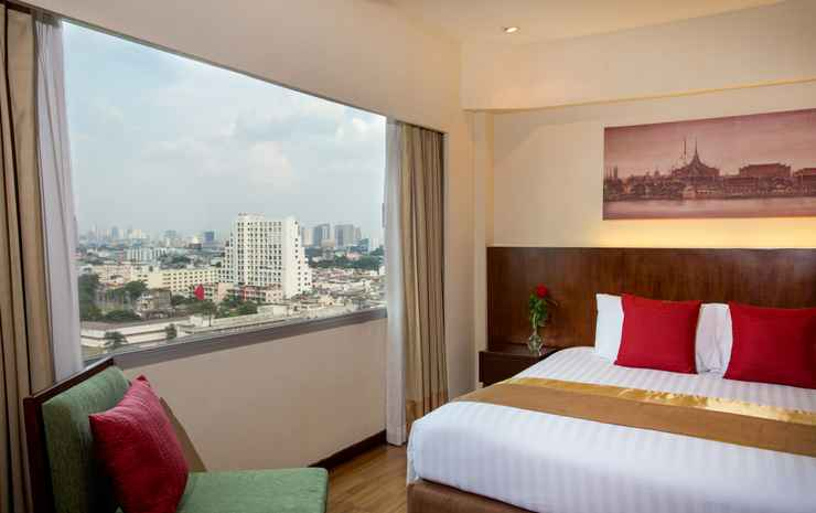 Ramada Plaza by Wyndham Bangkok Menam Riverside Bangkok - 1 King Bed Plaza City View Suite - Room Only  - Nonrefundable