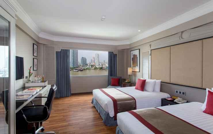 Ramada Plaza by Wyndham Bangkok Menam Riverside Bangkok - 2 Twin Bed Thai Deluxe Pool View Room Only - Nonrefundable