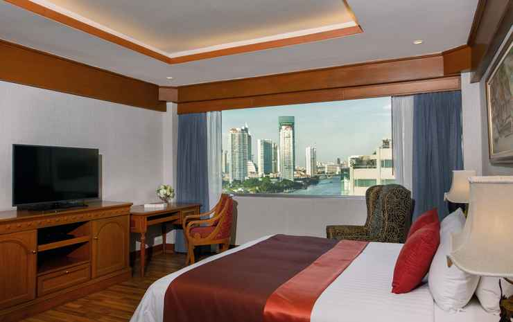 Ramada Plaza by Wyndham Bangkok Menam Riverside Bangkok - 1 King Bed Executive Terrace Suite - Room Only - Flexible