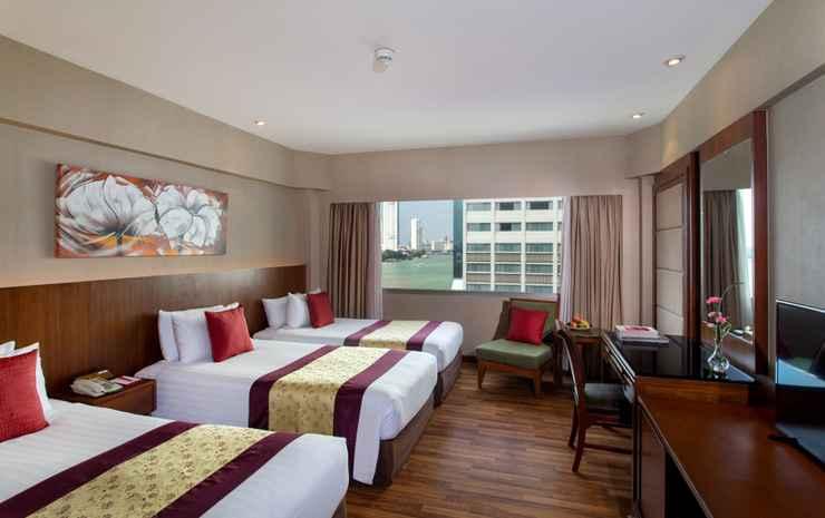 Ramada Plaza by Wyndham Bangkok Menam Riverside Bangkok - 3 Twin Beds Deluxe River View Room Only - Flexible