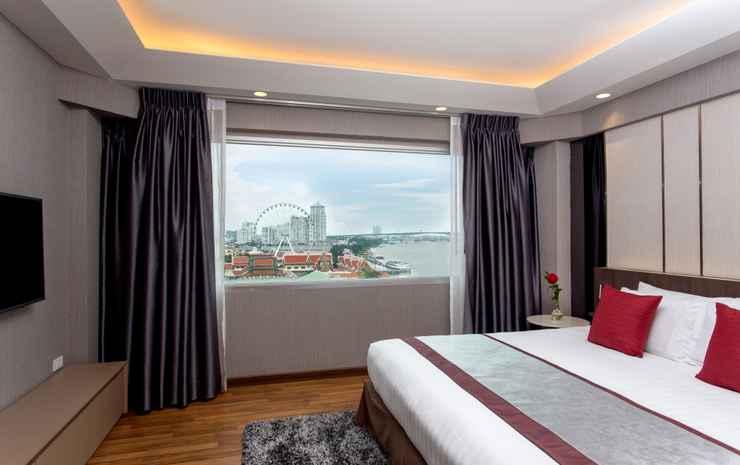 Ramada Plaza by Wyndham Bangkok Menam Riverside Bangkok - 1 King Bed Premier River View Suite - Room Only - Nonrefundable