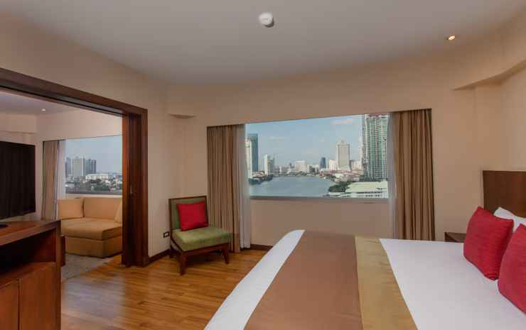 Ramada Plaza by Wyndham Bangkok Menam Riverside Bangkok - 1 King Bed Plaza River View Suite - Room Only  - Flexible